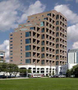 1999 McKinney Avenue Condominiums Exterior