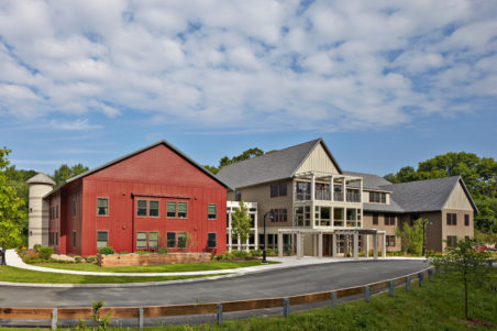 Benfield Farms Senior Housing Construction Exterior