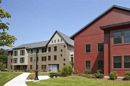 Benfield Farms Senior Housing Exterior
