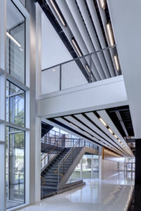 Bishop Lynch HS Expansion Interior