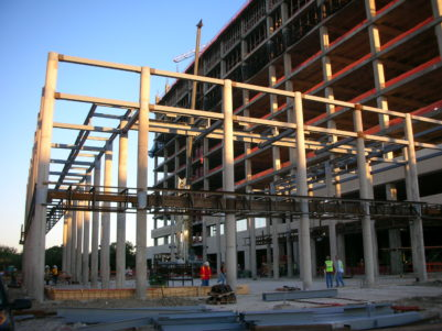 Blue Cross Blue Shield of Texas Headquarters Construction