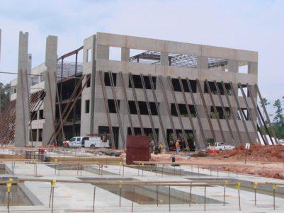 Chevron Northpark Construction