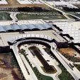 DFW Airport Consolidated Rent-a-Car Facility Aerial