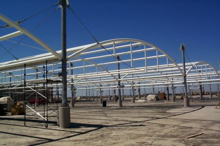 DFW Airport Consolidated Rent-a-Car Facility Construction