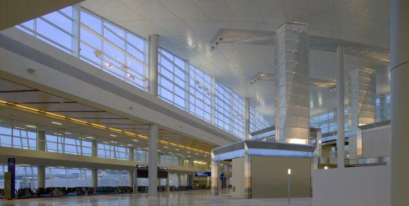 D/FW Airport International Terminal D - Interior