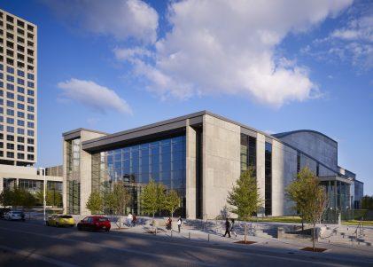 Dallas City Performance Hall - Exterior, Day