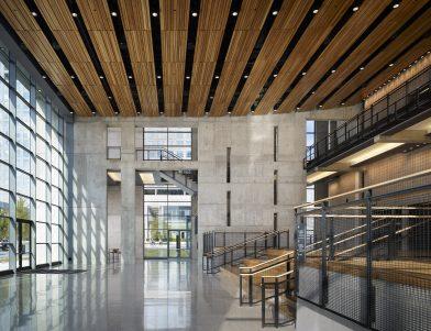 Dallas City Performance Hall - Interior
