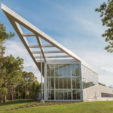 Framingham Branch Library - Christa McAuliffe Branch Library Exterior