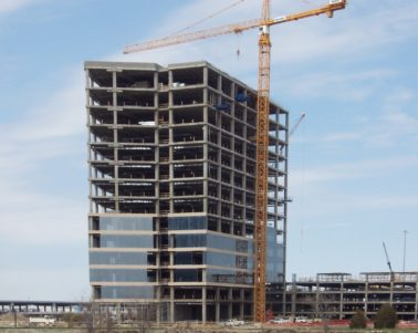 Granite Park Phase III Construction