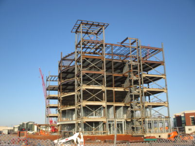 Gulfport Energy Headquarters Construction