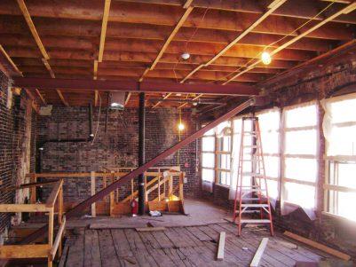 Hayden Building Construction