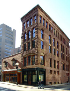 L.A. Fuess Boston - Hayden Building - Exterior