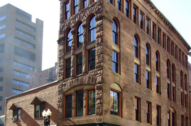 Hayden Building Exterior