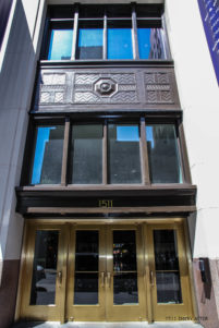 The Joule Hotel Exterior
