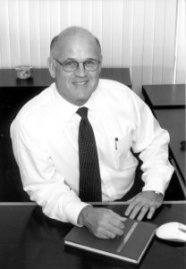 Photo of Larry Fuess ca. 1999