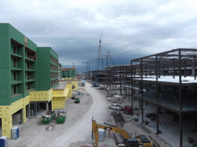Legacy West Construction