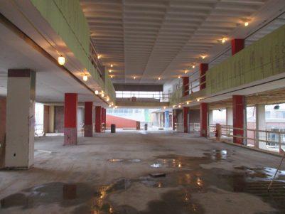 University of Massachusetts-Lowell McGauvran Hall Construction