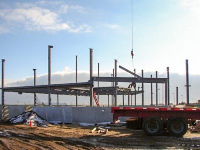 Nantucket Memorial Air Rescue and Fire Fighting (ARFF) Facility Construction