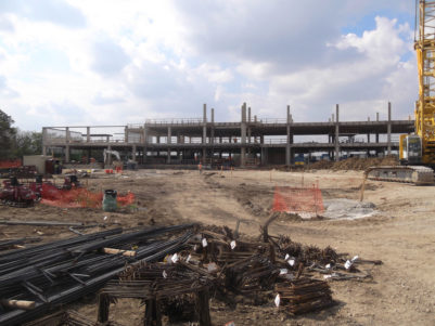 North Richland Hills City Hall, Court, & Public Safety Campus Construction