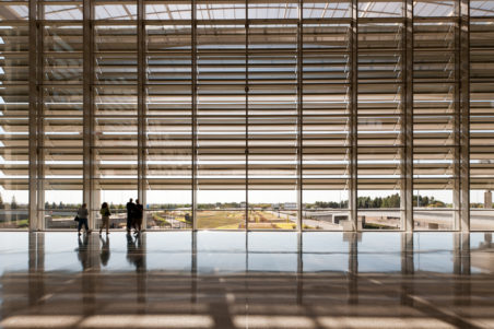 Sacramento Airport Interior Shades