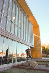 Salem State University Fitness Center - Exterior
