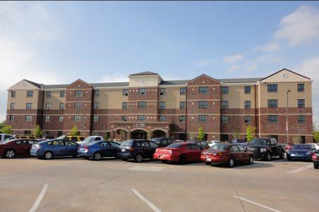 Southern Nazarene University Residence Hall Exterior