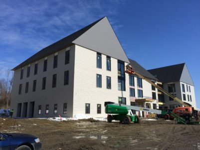 Spectrum Residential Healthcare Recovery Construction
