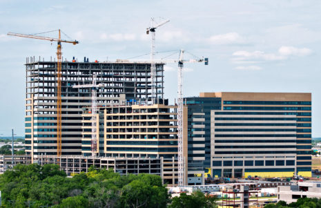 State Farm Headquarters at Cityline Construction