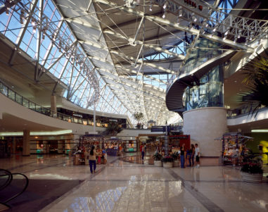 Stonebriar Mall Interior
