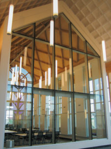 TCU Instructional Building (Rees-Jones Hall) Interior