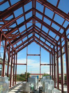 TCU Instructional Building (Rees-Jones Hall) Construction