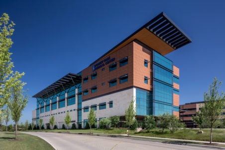 Texas Health Hospital Clearfork - Exterior