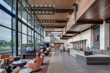 Texas Health Hospital Clearfork - Interior, Lobby