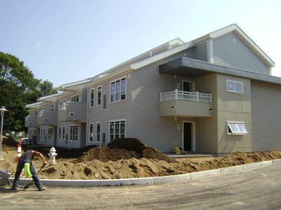 Veterans Park Apartments Construction