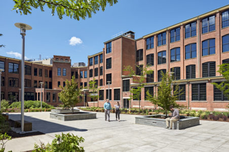 L.A. Fuess Boston - Winchester Lofts - Science Park - Exterior
