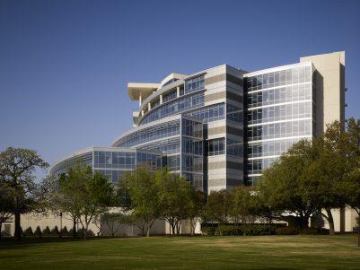 Baylor Medical Center Cancer Center Exterior