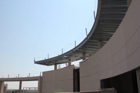 Baylor Medical Center Cancer Center Construction