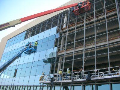 Ericsson Plano Headquarters Construction