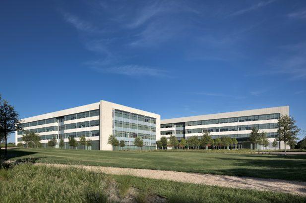 Ericsson Plano Headquarters Exterior