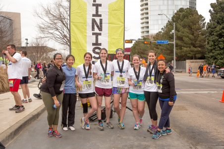 Form Follows Fitness 5K 2016 - L.A. Fuess Partners Women
