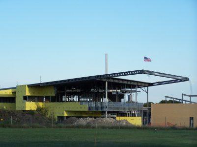 Lancaster Public Safety Building Construction