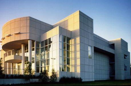 Mesquite Arts Center Exterior