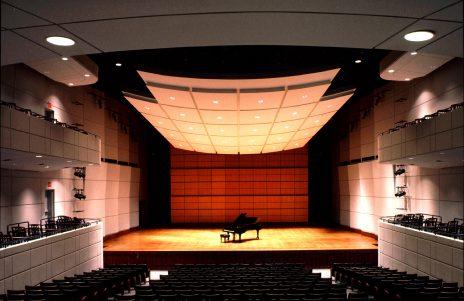 Mesquite Arts Center Interior
