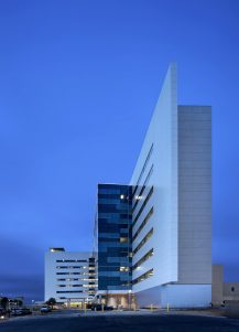 Midland Memorial Hospital Expansion Exterior