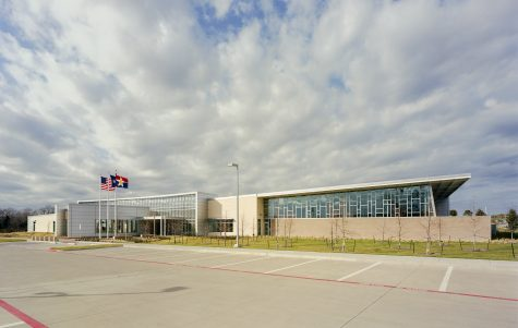 South Dallas Police Station Exterior