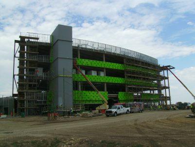 Texas Health Harris Methodist - Alliance Hospital Construction