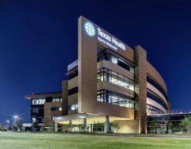 Texas Health Harris Methodist - Alliance Hospital Exterior