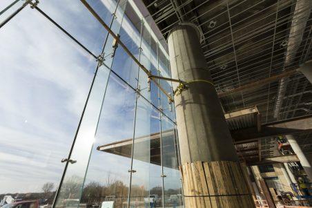 Toyota North American Headquarters - Interior Construction