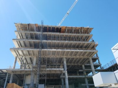Blue Star - Construction 1