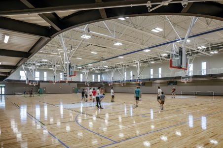 New Braunfels Rec - gym
